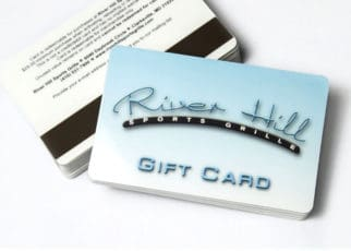 Retail gift cards