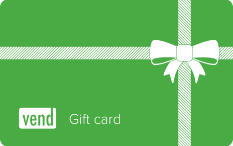 vend gift cards